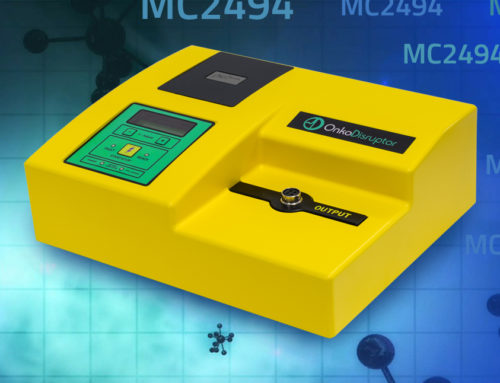 OnkoDisruptor® was used to carry the MC2494 molecule.