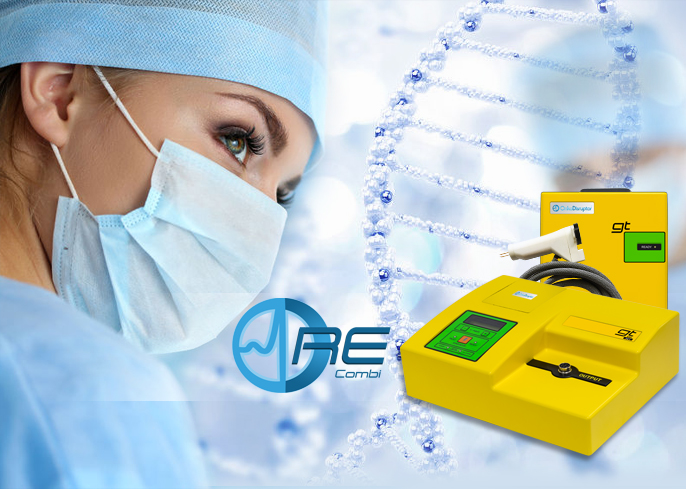 Dna electroporation electroporator for electro-gene therapy
